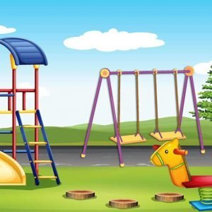 Park - Playground treasure hunt
