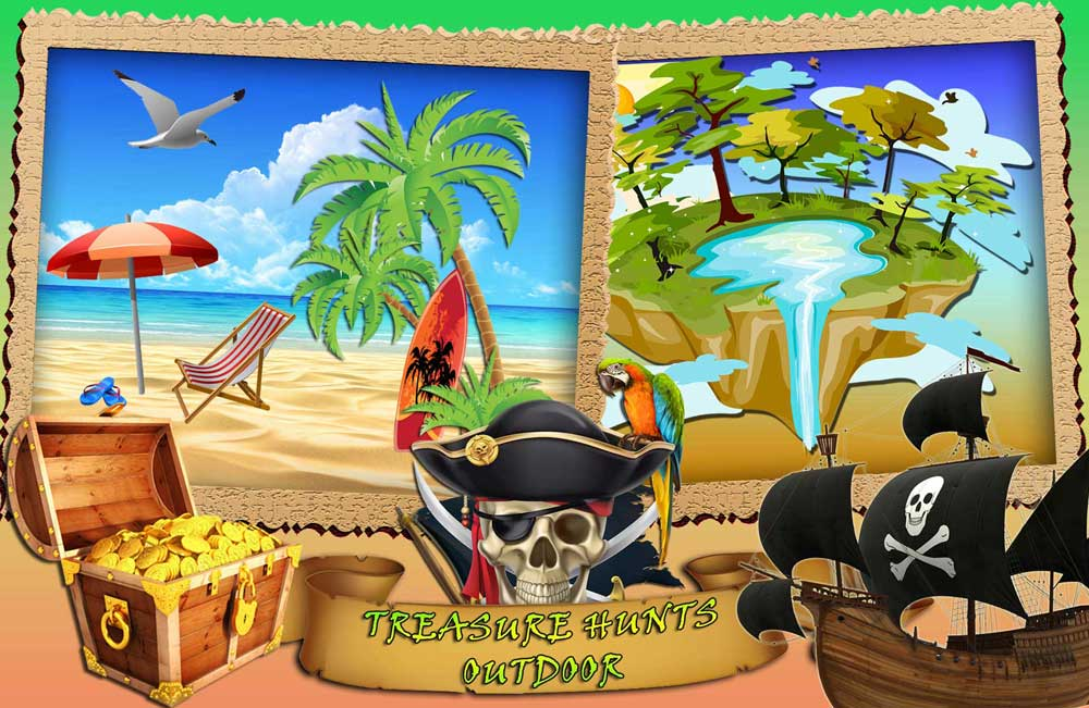 treasure hunt to download