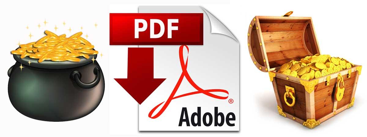 busqueda del tesoro en pdf